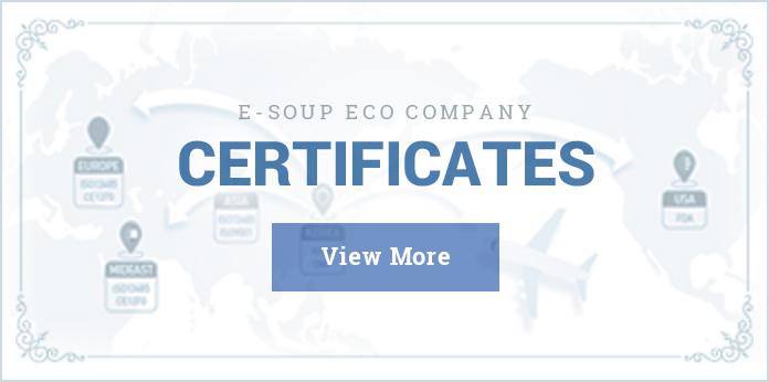 ESOUP Certificates
